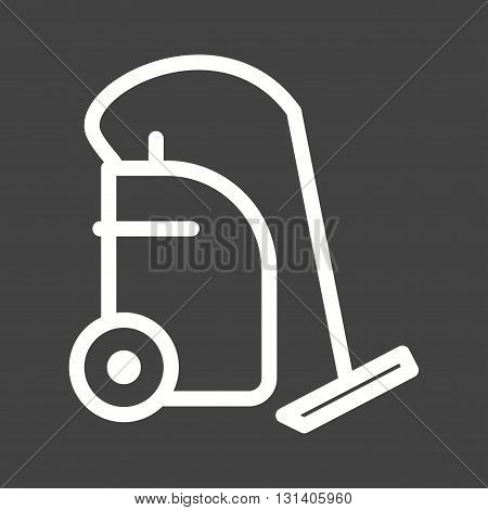 Vaccum, cleaner, dust icon vector image.Can also be used for home. Suitable for mobile apps, web apps and print media.