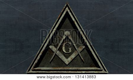 Free Masonic Grand Lodge Sign