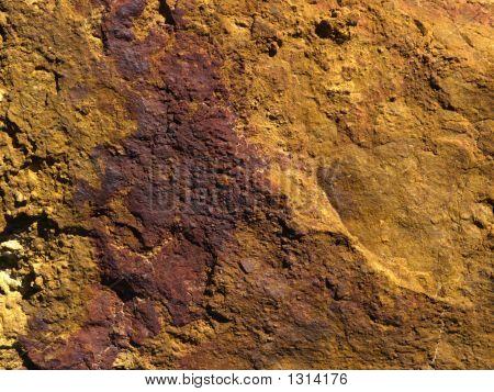 Red Orange Rock