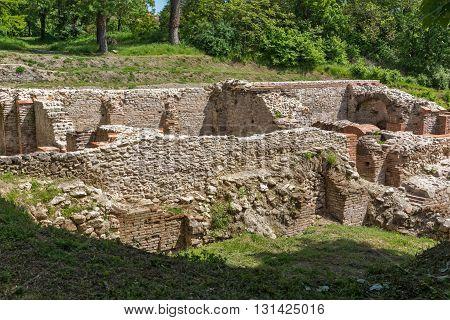 The Thermal Baths of Diocletianopolis, town of Hisarya, Plovdiv Region, Bulgaria