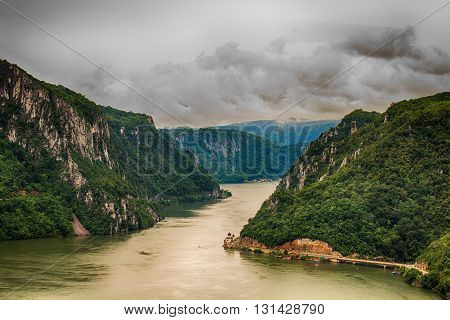 Danube River Iron Gate
