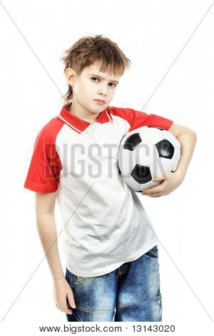 Sport theme, leisure, active life of young people. Shot in studio. poster
