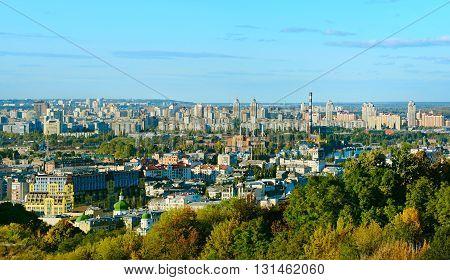 Kiev Panorama, Ukraine