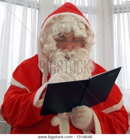 Santas Diary
