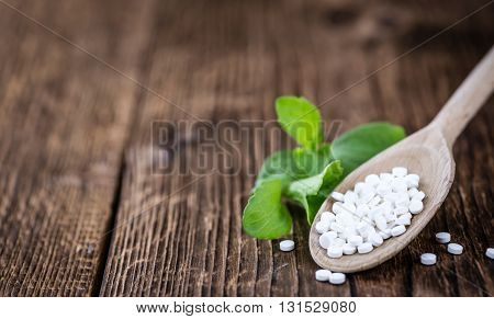 Sweetener (made Out Of Stevia)