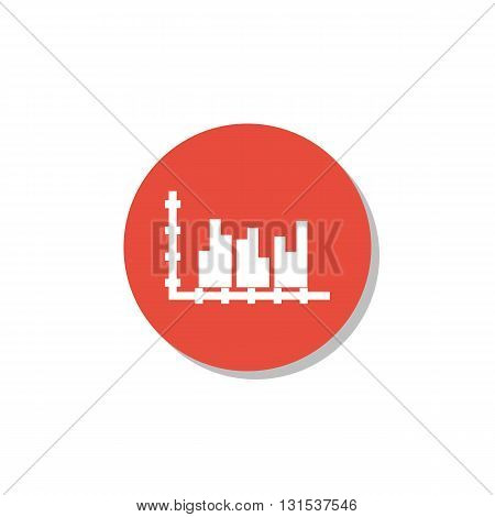 Group Stats Icon In Vector Format. Premium Quality Group Stats Symbol. Web Graphic Group Stats Sign