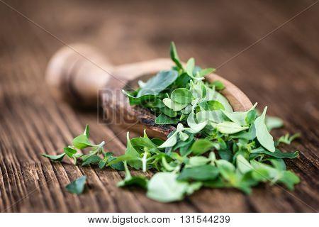 Menthol Leaves