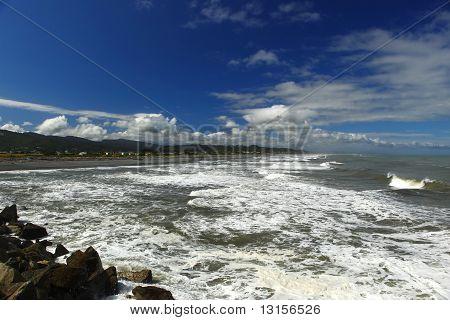 New Zealand Westport Coast