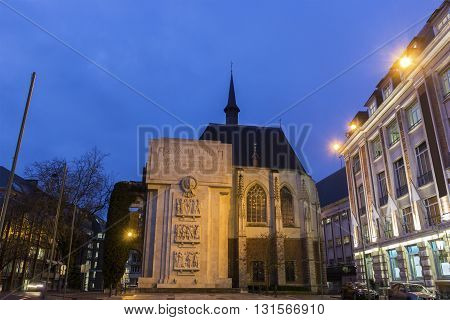 Monument a la Liberte de Lille in France