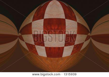 Round Tiles Design