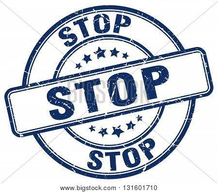 stop blue grunge round vintage rubber stamp.stop stamp.stop round stamp.stop grunge stamp.stop.stop vintage stamp.