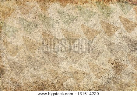 Sixties Decoration Background