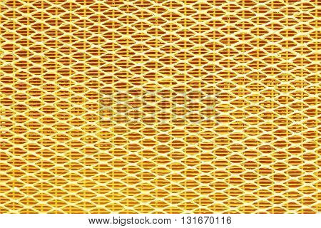 Technology background with gold metal texture (chrome silver steel iron copper gold)