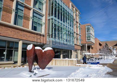 Beyster Building, University Of Michigan