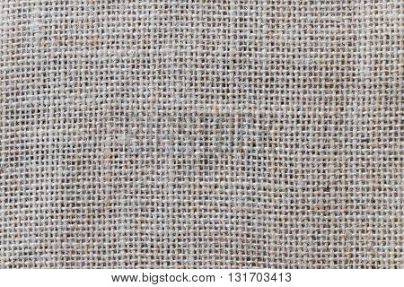 Brown sackcloth texture background - gunny bag