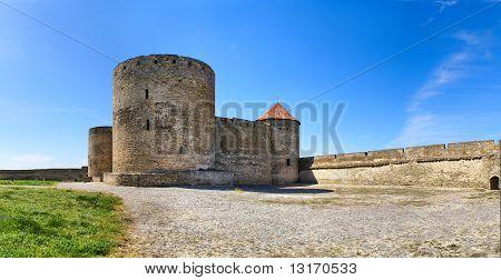 Belgorod-dnestrov Akkerman Fortress. Courtyard Fortifications.