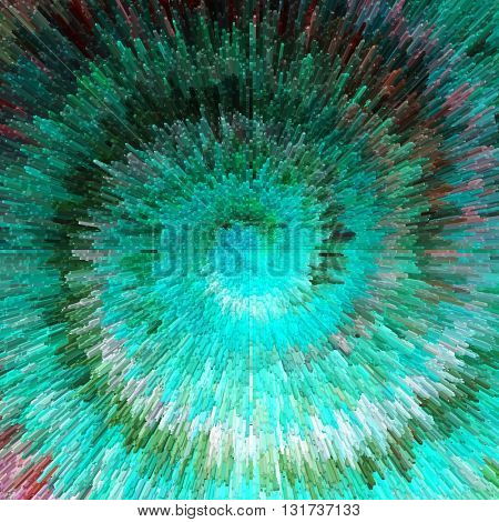 Abstract colorful textured background. Illustration.