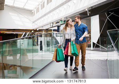 Doing Shopping Together