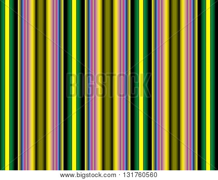 Abstract colorful lines, multicolor background.Striped pattern with line.
