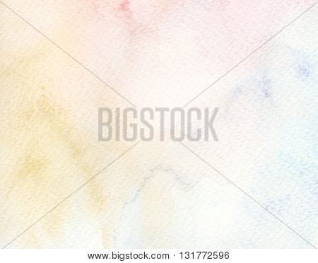 low key faded light tones abstract watercolor background