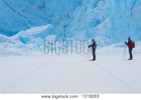 Glacier Ski