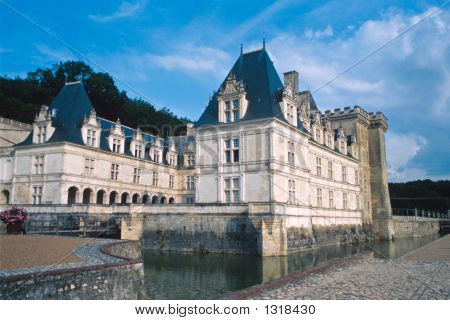Castle Of Villandry