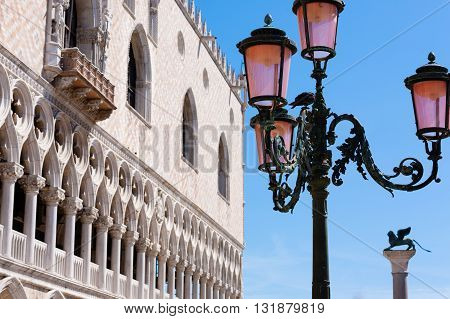 Doge's Palace View, Italy