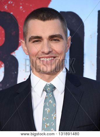 LOS ANGELES - MAY 16:  Dave Franco arrives to the