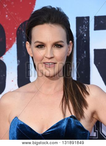LOS ANGELES - MAY 16:  Carla Gallo arrives to the