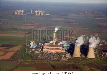 Power Station Aerial
