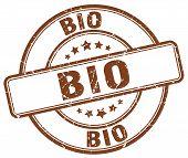 bio brown grunge round vintage rubber stamp.bio stamp.bio round stamp.bio grunge stamp.bio.bio vintage stamp. poster