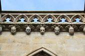 The Basilica of Saints Nazarius and Celsus (French: Basilique des Saints Nazaire et Celse) is a romanesque-gothic minor basilica located in the citadel of Carcassonne France poster