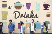 Drinks Alcohol Beverage Hydrate Juice Liquid Concept poster