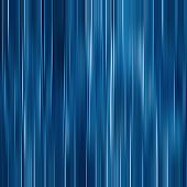 A dark blue graduated colors abstract background. poster