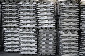 Raw Aluminum Ingot