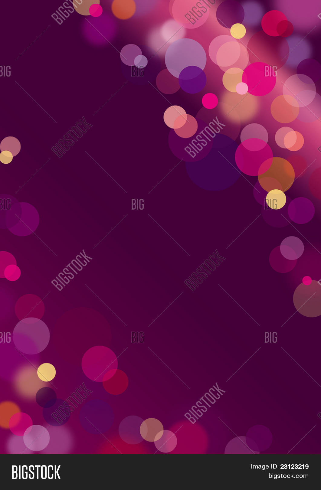 glamour purple image photo free trial bigstock