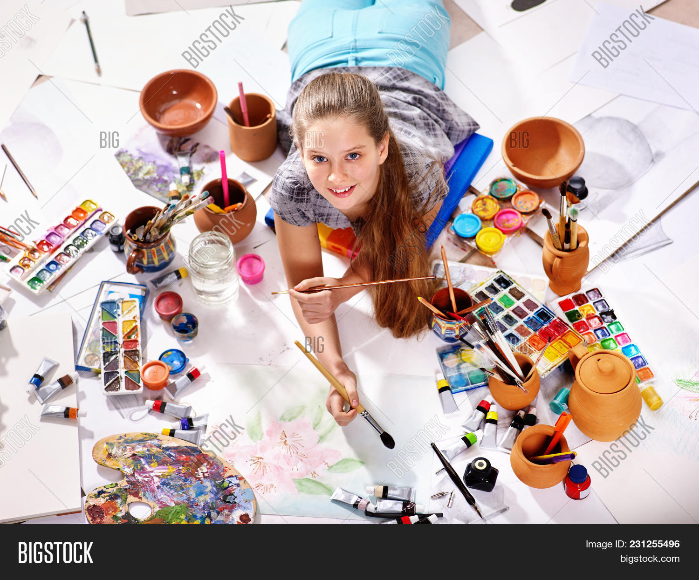 authentic artist image photo free trial bigstock