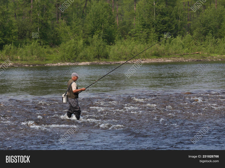 Chulman River, Image & Photo (Free Trial) | Bigstock