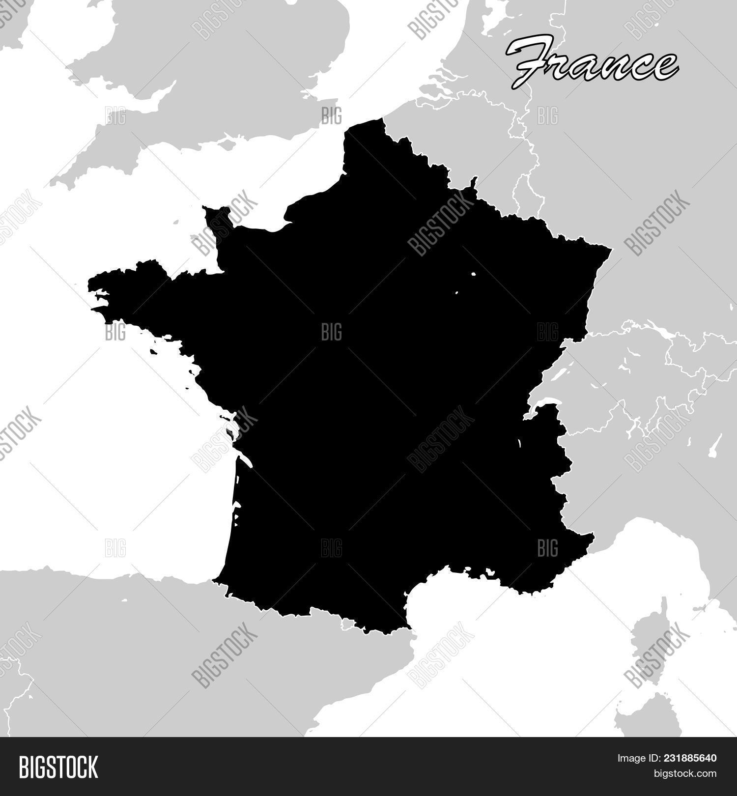 Image of: France Political Vector Photo Free Trial Bigstock
