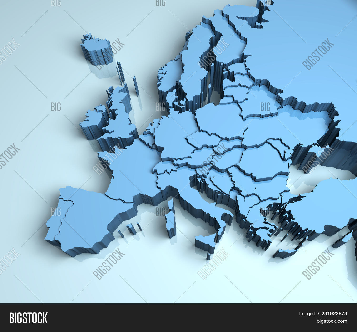 Europe 3d Map Image Image & Photo (Free Trial) | Bigstock on derry map, british isles europe map, geography europe map, map europe map, western europe map, lancaster europe map, region europe map, central europe map, the orient map, southeastern europe map, population density europe map, cork map, the continent map, waterford map, southern europe map, northern europe map, sligo map, the far east map, continental europe map, eastern europe political map,