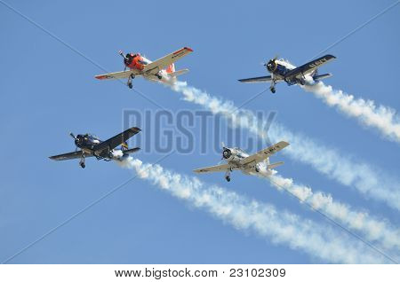 T-28 Warbirds