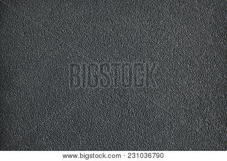 Black Foam Texture. Use For The Outside Layer Of Soft Foam To Proect The Instrument Box