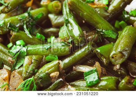 Stew Green Beans
