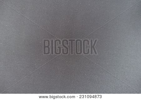 Cotton, viscose and polyester grey fabric from above poster