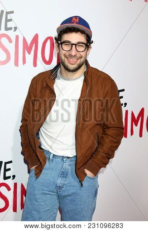LOS ANGELES - MAR 13:  Jack Antonoff at the