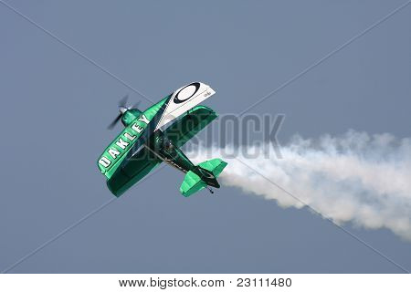 Oakley Stunt Plane