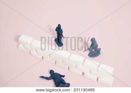 Pink Sugar Soldiers