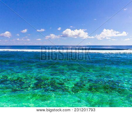 Sea Scene Paradise