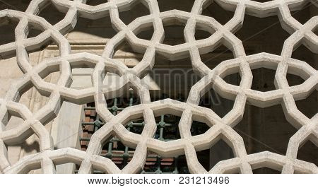 Ottoman Marble Stone Carving Art In Detail