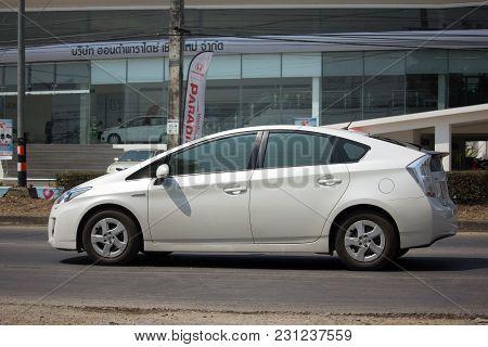 Private Car Toyota Prius Hybrid System